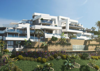 2/4 bed contemporary off-plan in Marbella – from €475k